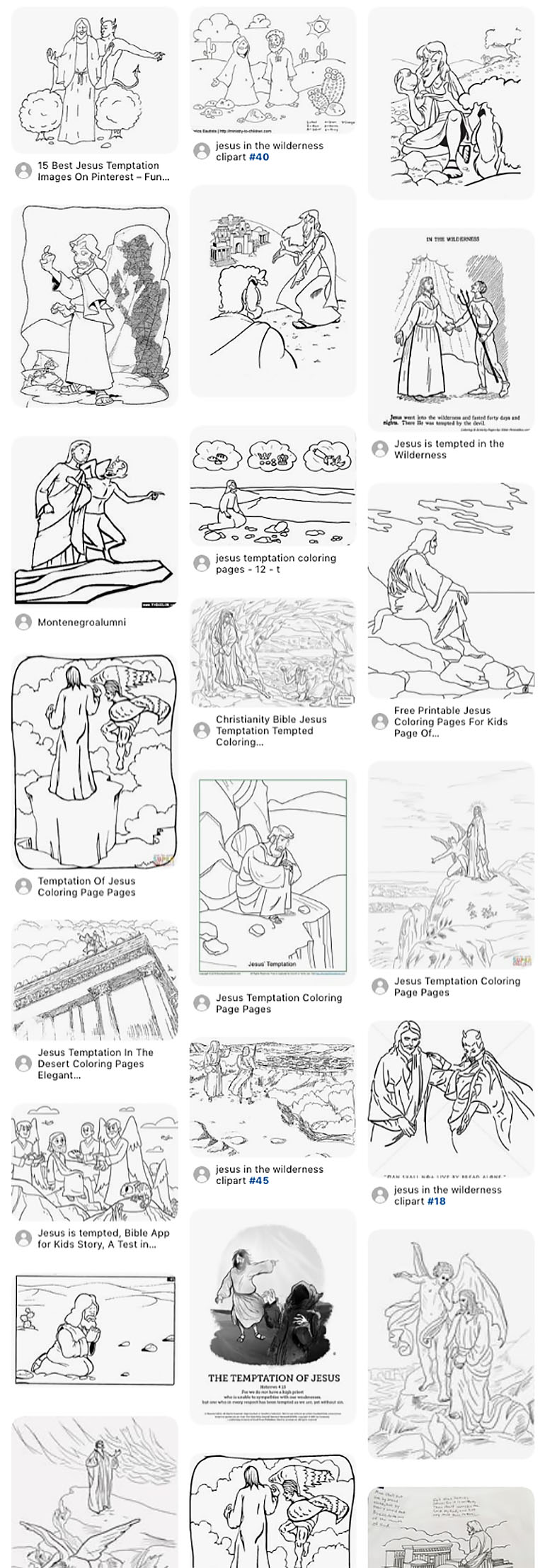 Mary Anoints Jesus' Feet Coloring Page | 2214x770