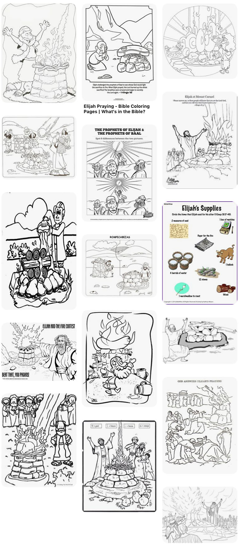 History Coloring Pages – Volume 1 | Bible coloring pages, Coloring ... | 1771x770